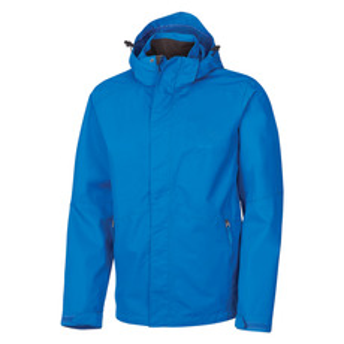 Terang II - Men's Hooded Rain Jacket