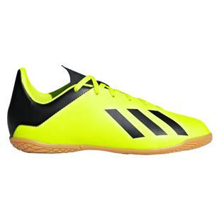 X Tango 18.4 IN Jr - Chaussures de soccer intérieur pour junior