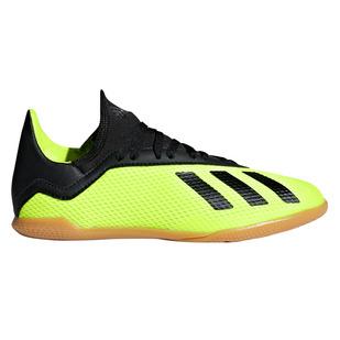 X Tango 18.3 IN  Jr - Chaussures de soccer intérieur pour junior