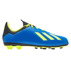 X 18.4 FxG Jr - Junior Outdoor Soccer Shoes