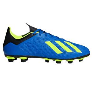 X 18.4 FG - Chaussures de soccer extérieur pour adulte