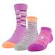 Triple Play Jr - Girls' Socks (Pack of 3) - 0