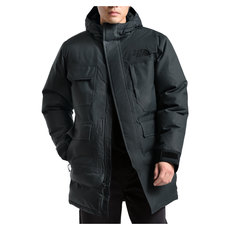 Biggie McMurdo - Men's Down Insulated Parka