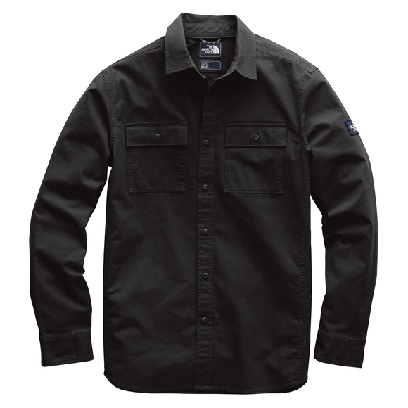 Battlement Utility - Men's Long-Sleeved Shirt