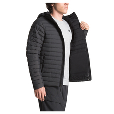 Stretch Down - Men's Down Insulated Hooded Jacket