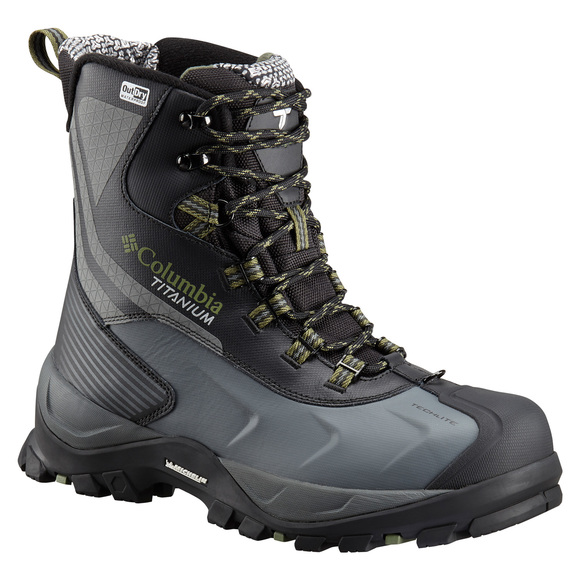 Powderhouse Titanium - Men's Winter Boots