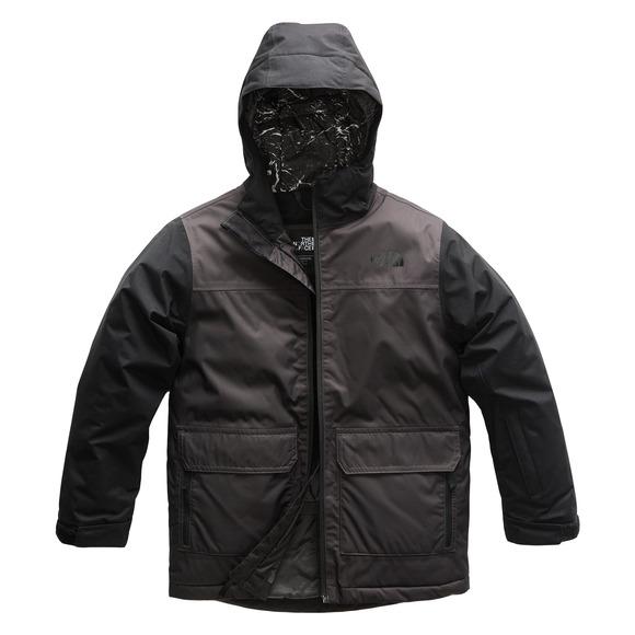 Freedom Jr - Manteau d'hiver pour garçon