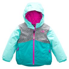 Snowquest T - Manteau d'hiver à capuchon pour enfant