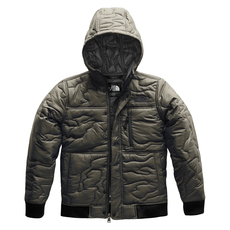 Camo Quilt Jr - Boys' Mid-Season Insulated Jacket