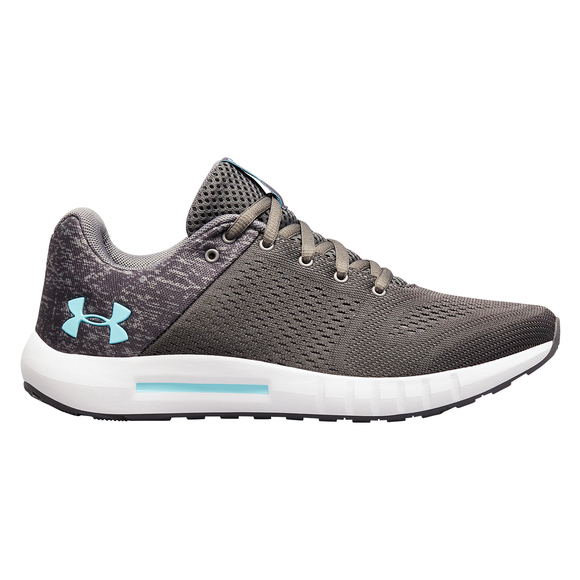 new arrival 1d8c5 9f14c UNDER ARMOUR Micro G Pursuit Fiber Opt - Women s Running Shoes   Sports  Experts