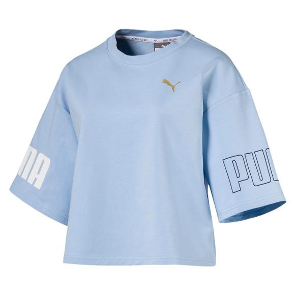 Modern Sport - Women's 3/4-Sleeve Sweatshirt
