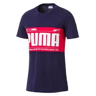 Graphic Logo Block - Men's T-Shirt