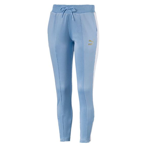 c613a451c9 Liquidation Retro Track - Pantalon en molleton bouclette pour femme