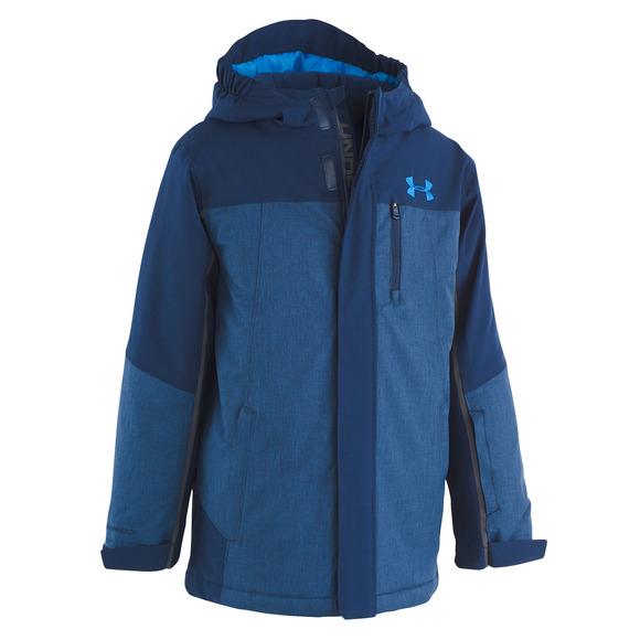 Castlerock - Manteau d'hiver à capuchon pour junior