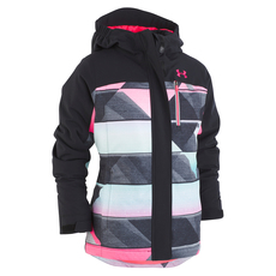Print Max Altitude - Junior Hooded Winter Jacket
