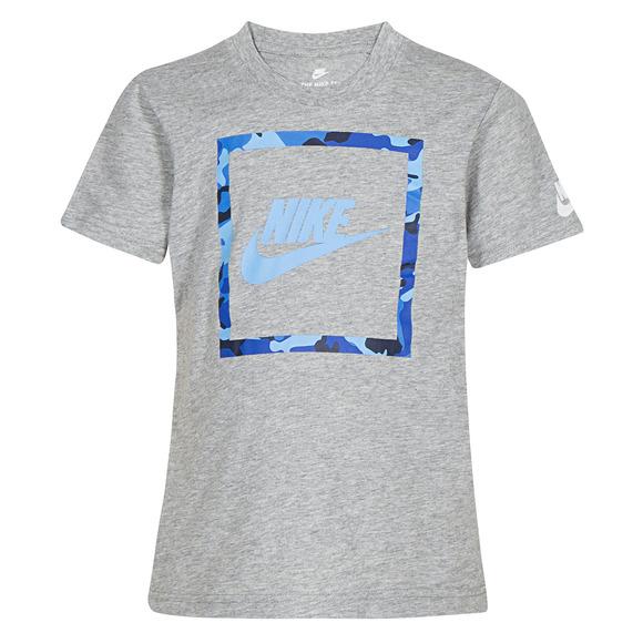 34957070 NIKE-KIDS Futura Camo Jr - Boys' T-Shirt