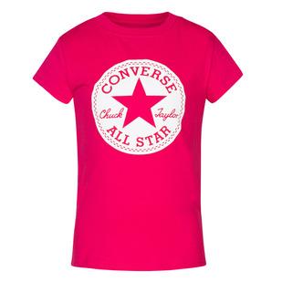 Chuck Taylor Signature Jr - T-shirt pour fille