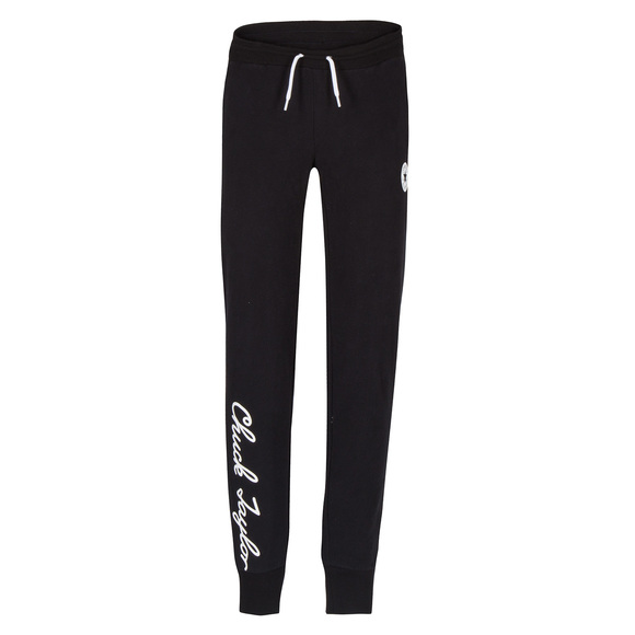 Chuck Taylor Signature Jr - Girls' Fleece Pants
