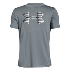 Tech Big Logo - Boys' Training T-Shirt