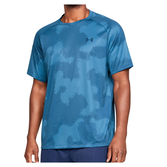 e81b81b935aaa7 UNDER ARMOUR Tech 2.0 - Men's Training T-shirt | Sports Experts