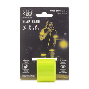 LS-R08 - Reflective Slap Band
