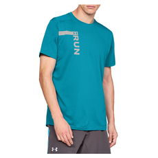 Run Tall Graphic - Men's Running T-Shirt