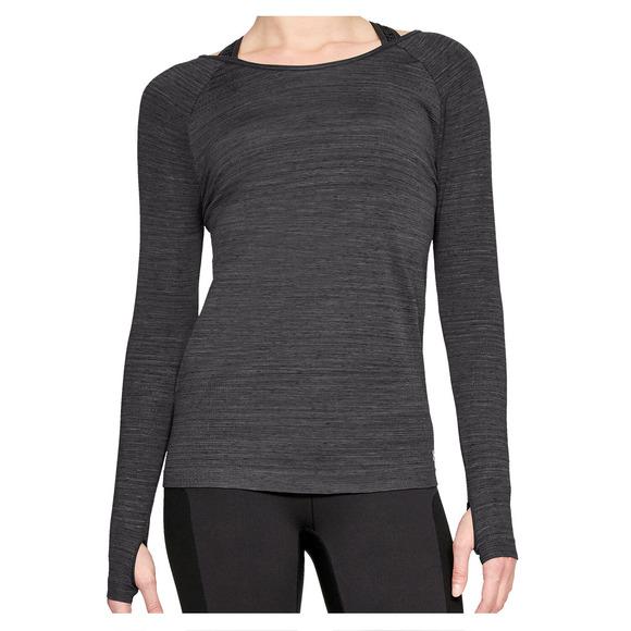 Vanish Seamless - Women's Training Long-Sleeved Shirt