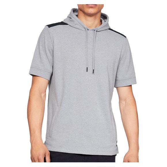 Threadborne Terry - Men's Hooded T-Shirt