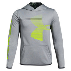 Armour Fleece Highlight Jr - Boys' Hoodie