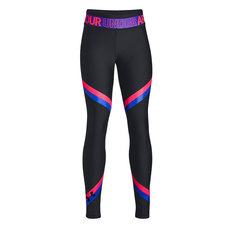 HeatGear Armour Graphic - Girls' Training Tights