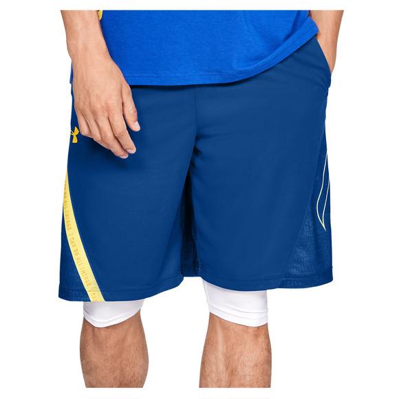 UNDER ARMOUR SC30 Logo - Men's Basketball Shorts