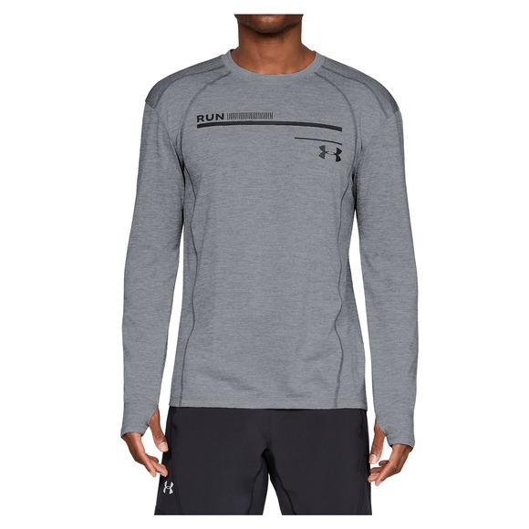 Simple Run - Men's Running Long-Sleeved shirt