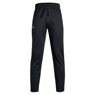 Armour Fleece Jr - Pantalon en molleton pour garçon