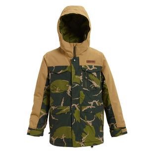 Covert Jr - Manteau d'hiver pour garçon