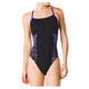 Flow Force Splice - Women's One-Piece Training Swimsuit - 0