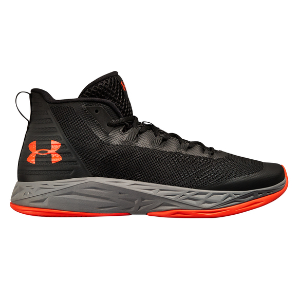 Jet Mid - Chaussures de basketball pour homme