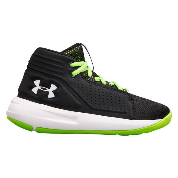 Torch Mid (PS) Jr - Chaussures de basketball pour enfant