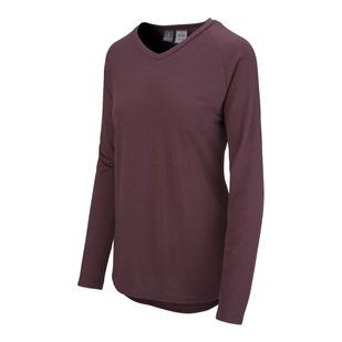 Lusia - Women's Long-Sleeved Shirt