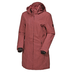 Emanuela - Women's Hooded Insulated Jacket