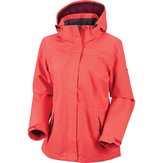 Terang II - Women's Hooded Rain Jacket