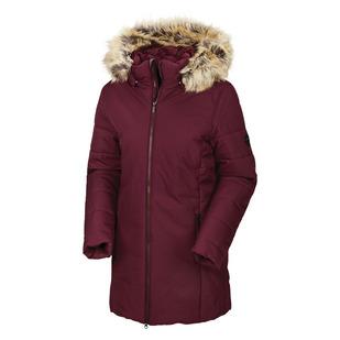 Argo - Manteau isolé mi-saison pour femme