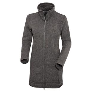 Paulista III - Women's Long Fleece Jacket