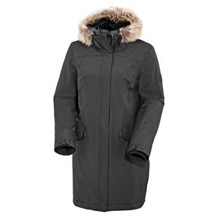 Amberly - Manteau isolé en duvet pour femme