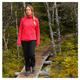 Roto II - Blouson en laine polaire extensible pour femme - 1