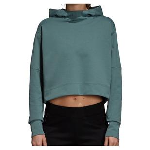 Glory - Women's Cropped  hoodie