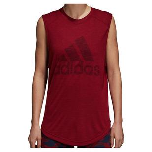 Winners - T-shirt d'entraînement sans manches d'entraînement  pour femme
