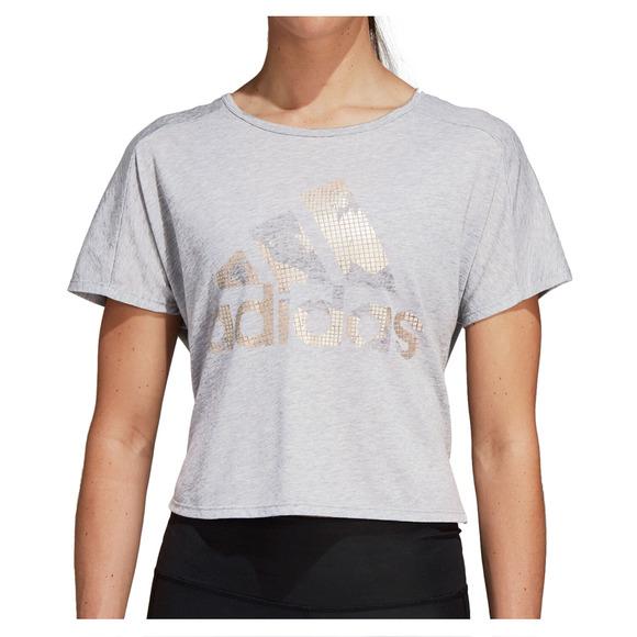 Here To Create Graphic - T-shirt d'entraînement pour femme