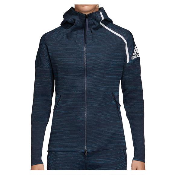 ADIDAS Z.N.E. Parley - Women s Hooded Track Jacket  c8da9fbfc8