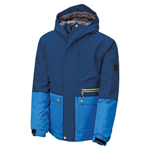 Jay Jr - Manteau d'hiver à capuchon pour garçon