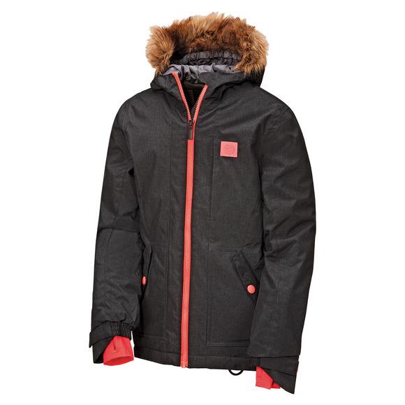 Dusty Jr -  Manteau d'hiver à capuchon pour fille